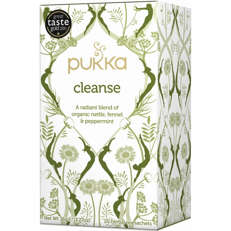 Pukka Cleanse Tea Øko