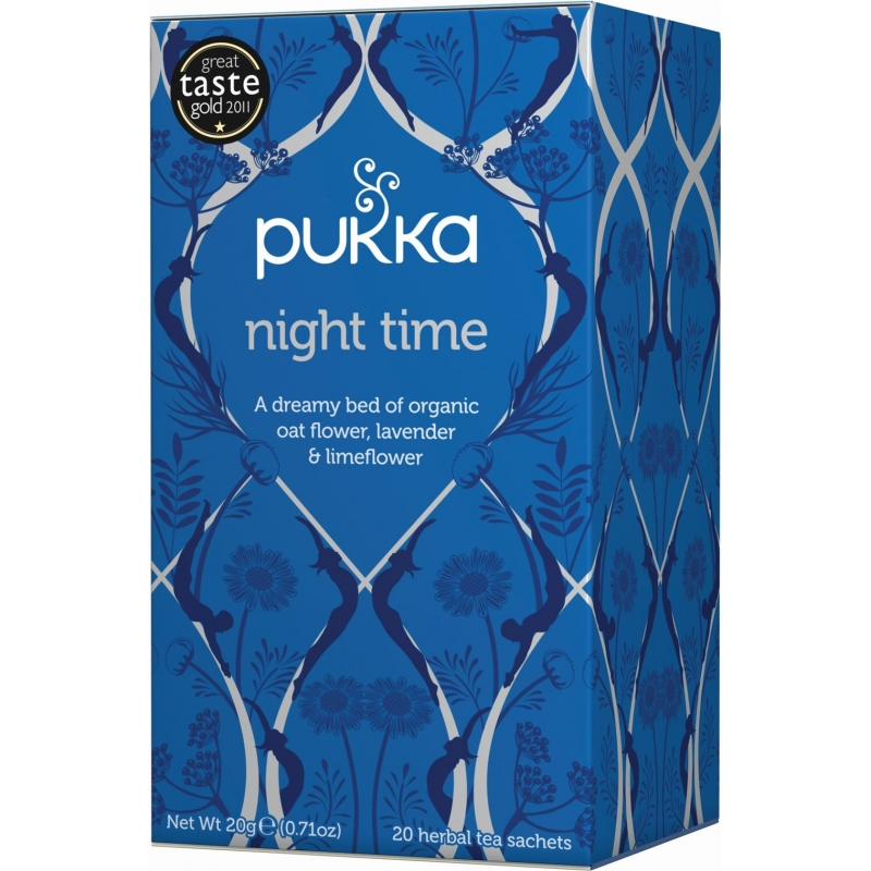 Pukka Night Time Tea Øko