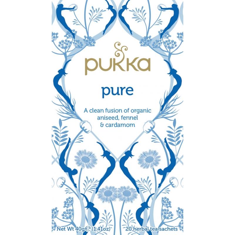 Pukka Pure Tea Øko