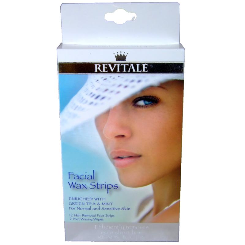 Revitale Wax Strips