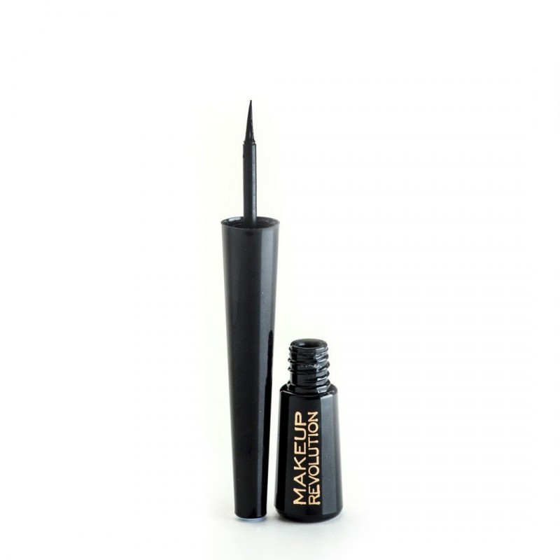 Revolution Makeup Amazing Liquid Eyeliner Waterproof Black