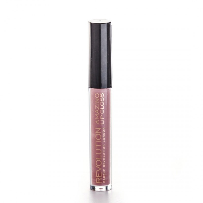 Revolution Makeup Amazing Lipgloss Nude Shimmer