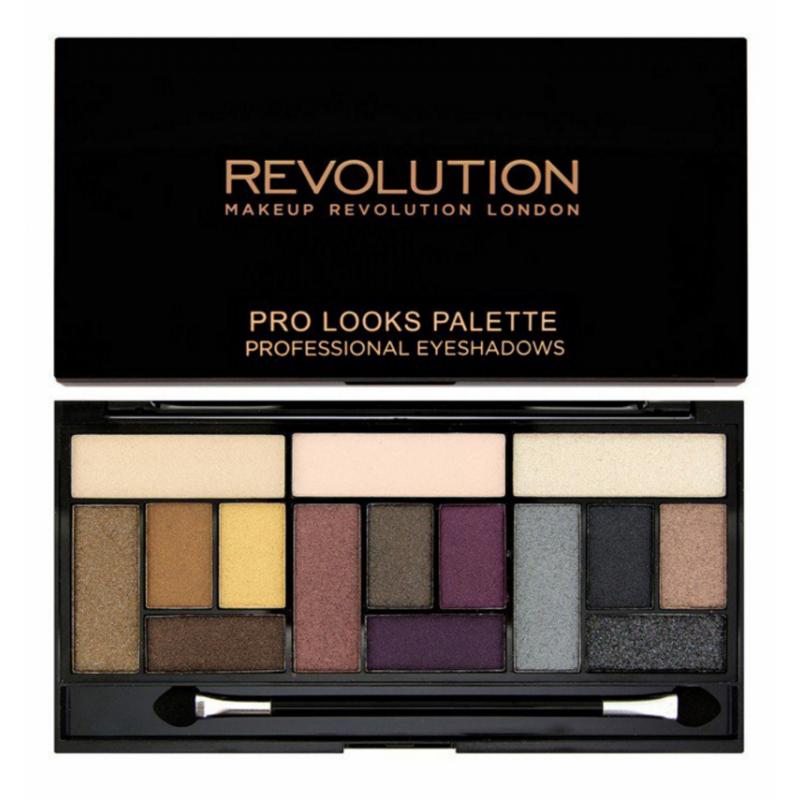 Revolution Makeup Pro Looks Palette Big Love