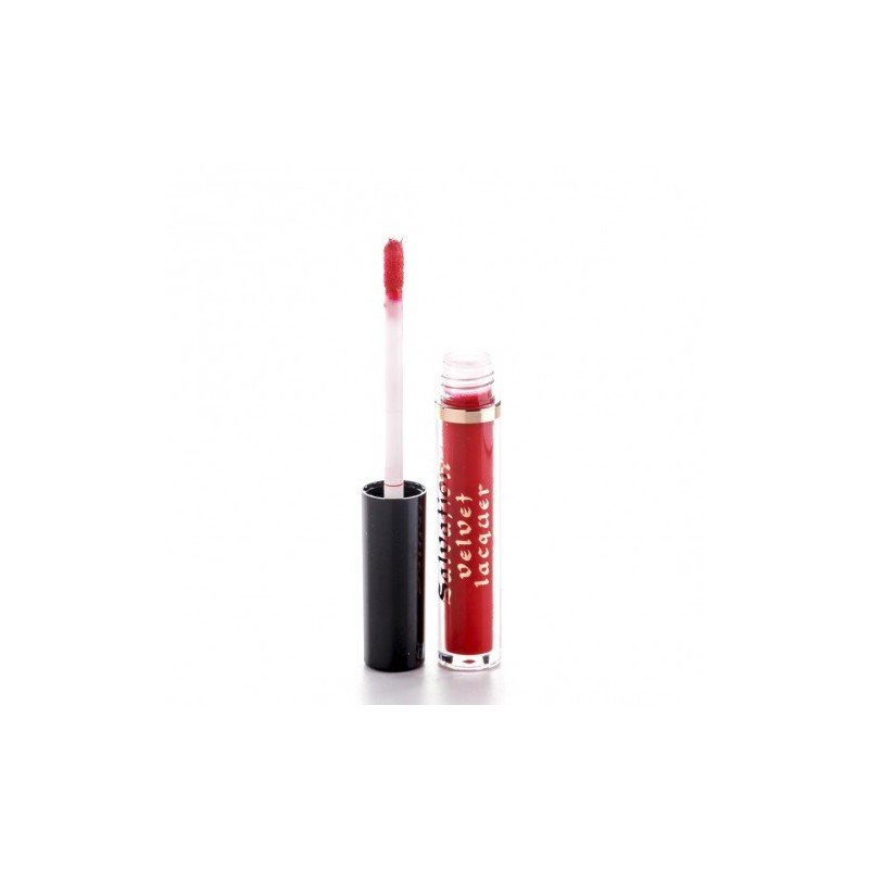 Revolution Makeup Salvation Velvet Lip Lacquer Keep Trying For You
