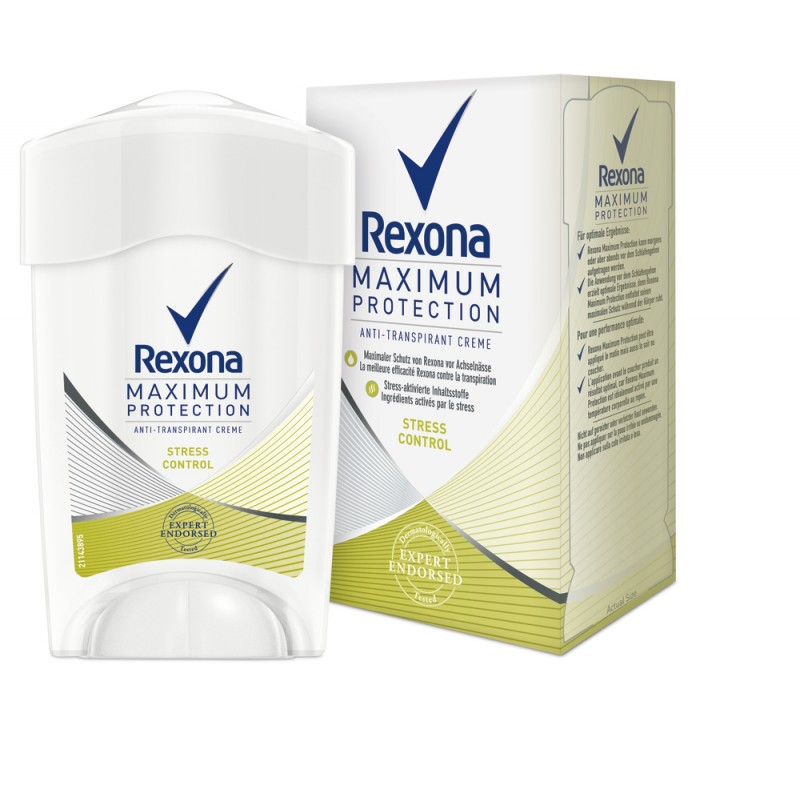 Rexona Maximum Protection Stress Control