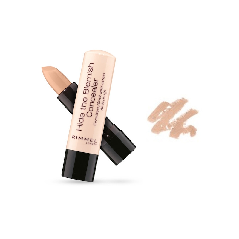 Rimmel Hide The Blemish Concealer 103 Soft Honey