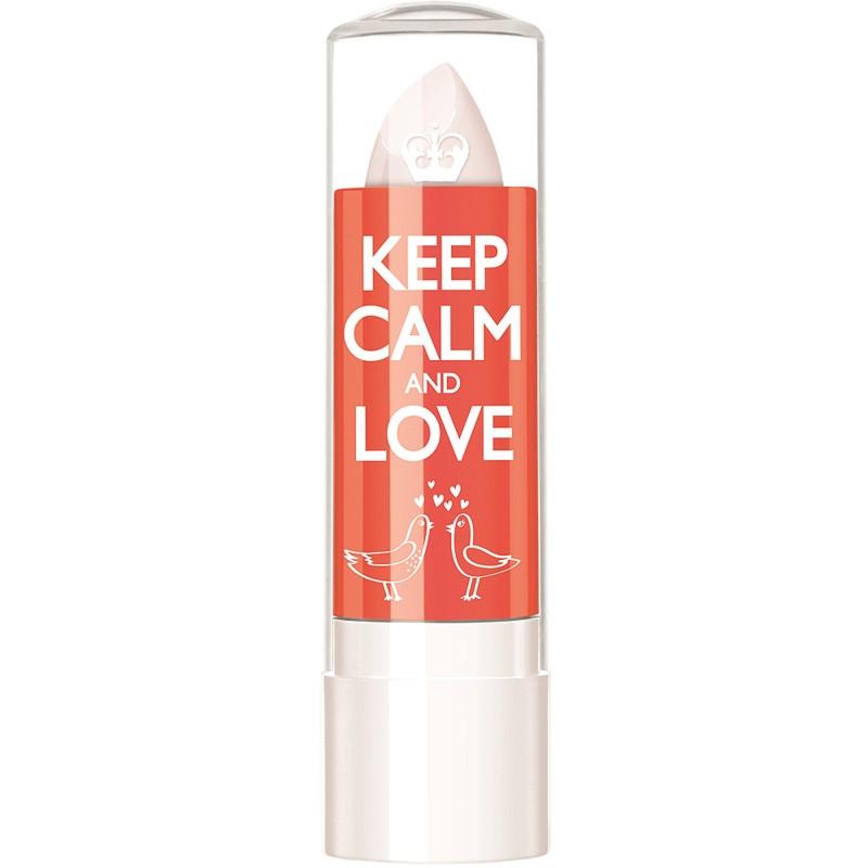 Rimmel Keep Calm Lip Balm Crystal Clear