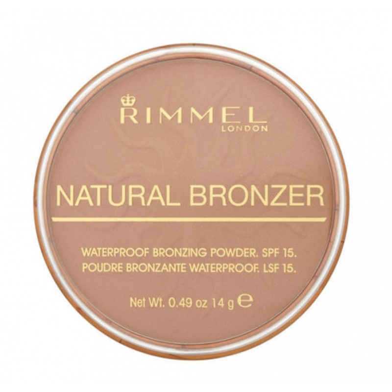 Rimmel Natural Bronzer Waterproof 26 Sun Kissed