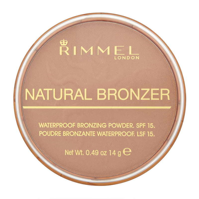Rimmel Natural Bronzer Waterproof 22 Sun Bronze