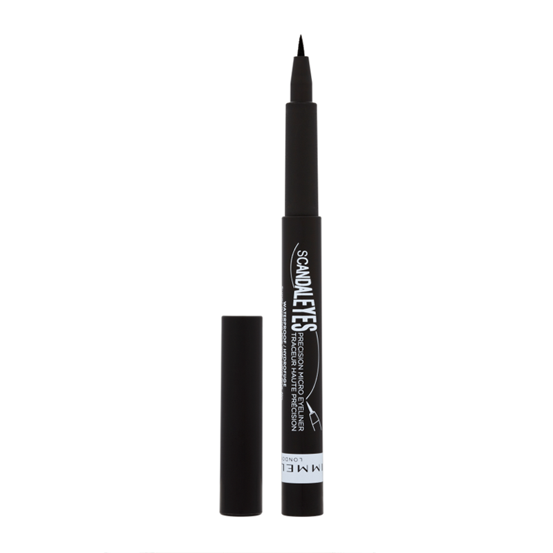 Rimmel Scandal Eyes Thick & Thin Eyeliner Black
