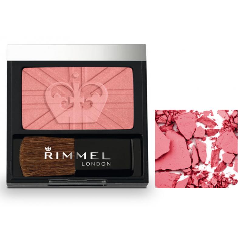 Rimmel Soft Colour Blush 120 Pink Rose