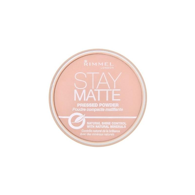 Rimmel Stay Matte Pressed Powder 002 Pink Blossom
