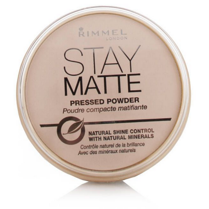 Rimmel Stay Matte Pressed Powder 003 Peach Glow
