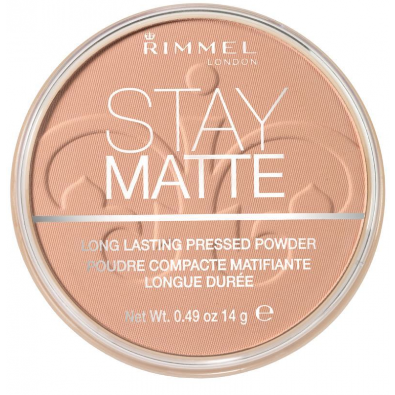 Rimmel Stay Matte Pressed Powder 007 Mohair