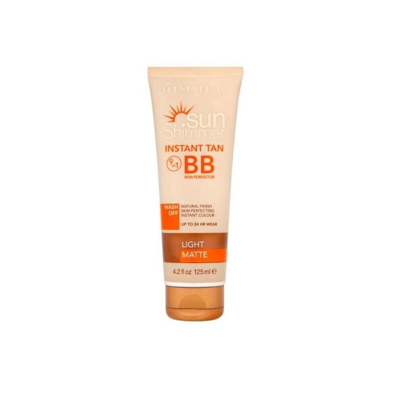 Rimmel Sunshimmer Instant Tan BB Skin Perfector Light Matte