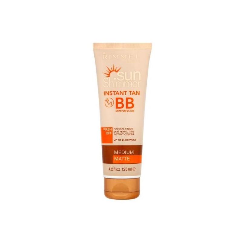 Rimmel Sunshimmer Instant Tan BB Skin Perfector Medium Matte