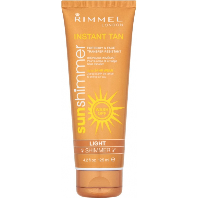 Rimmel Sunshimmer Instant Tan Light Shimmer