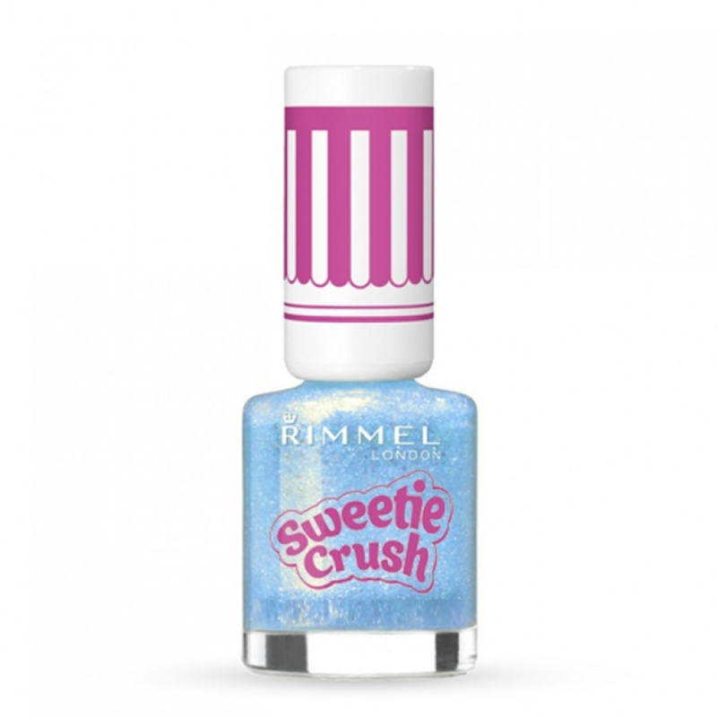 Rimmel Sweetie Crush Nail Polish 012 Blueberry Whizz