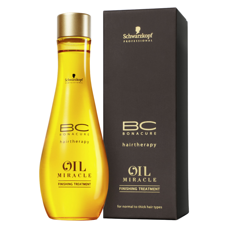 Schwarzkopf Bonacure Oil Miracle Finishing Treatment