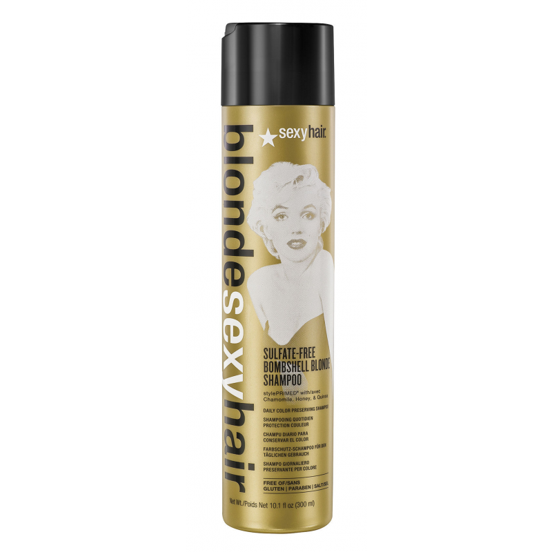Sexy Hair Sulfate-Free Bombshell Blonde Conditioner