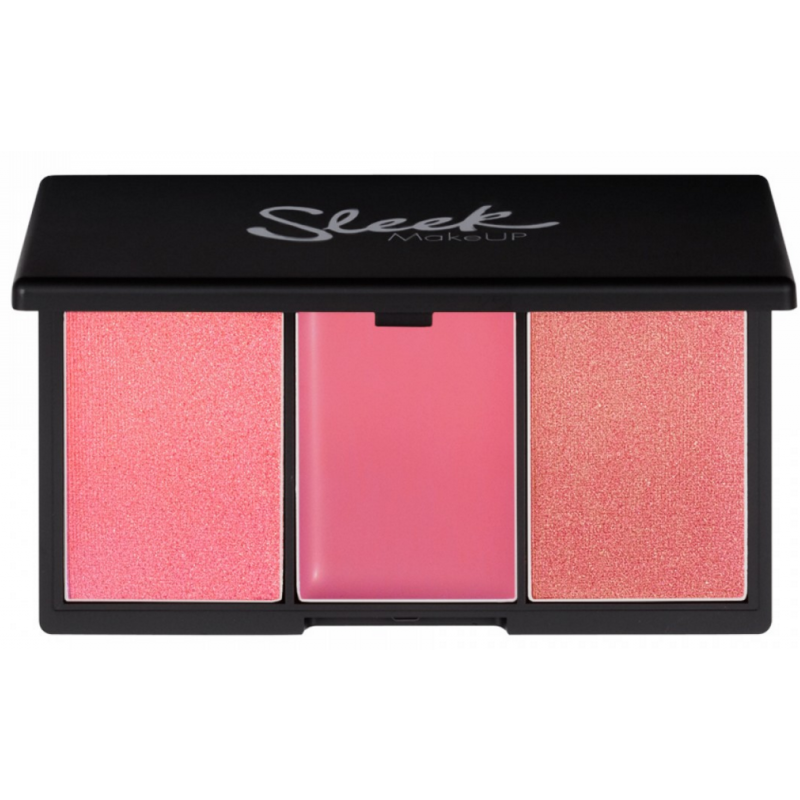Sleek Makeup Blush Palette Pink Lemonade