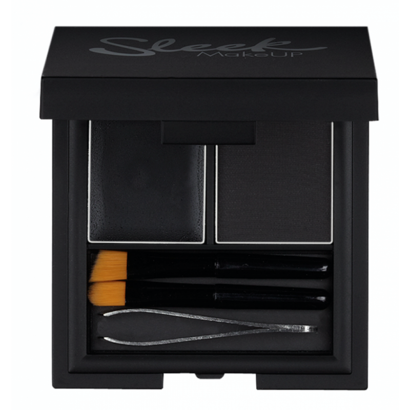Sleek Makeup Brow Kit Black