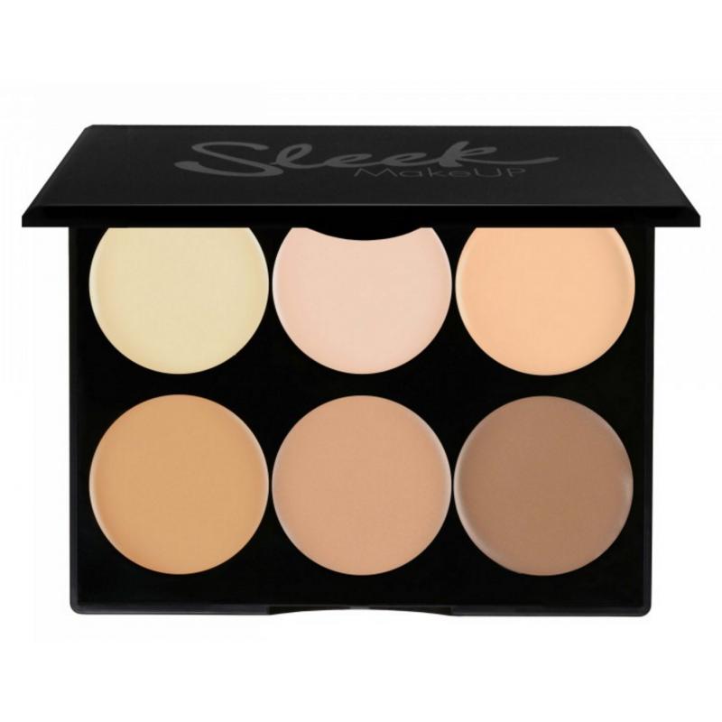 Sleek Makeup Cream Contour Kit Light