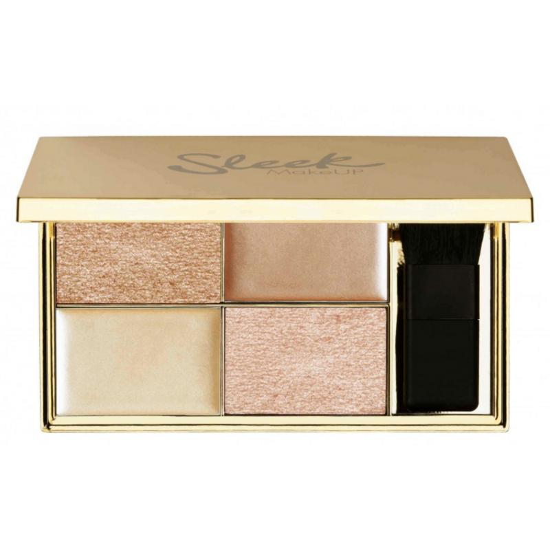 Sleek Makeup Highlighter Palette Cleopatra's Kiss