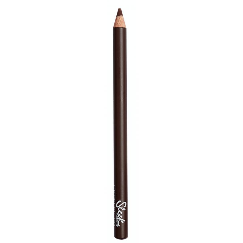Sleek Makeup Lip Pencil Rich Brown