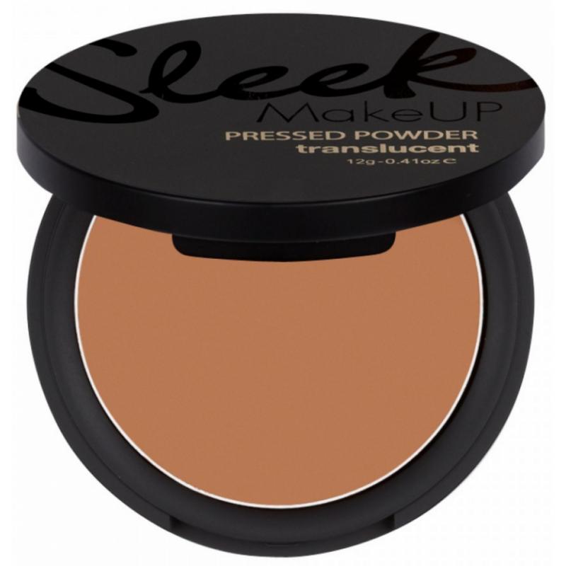 Sleek Makeup Translucent Pressed Powder Medium