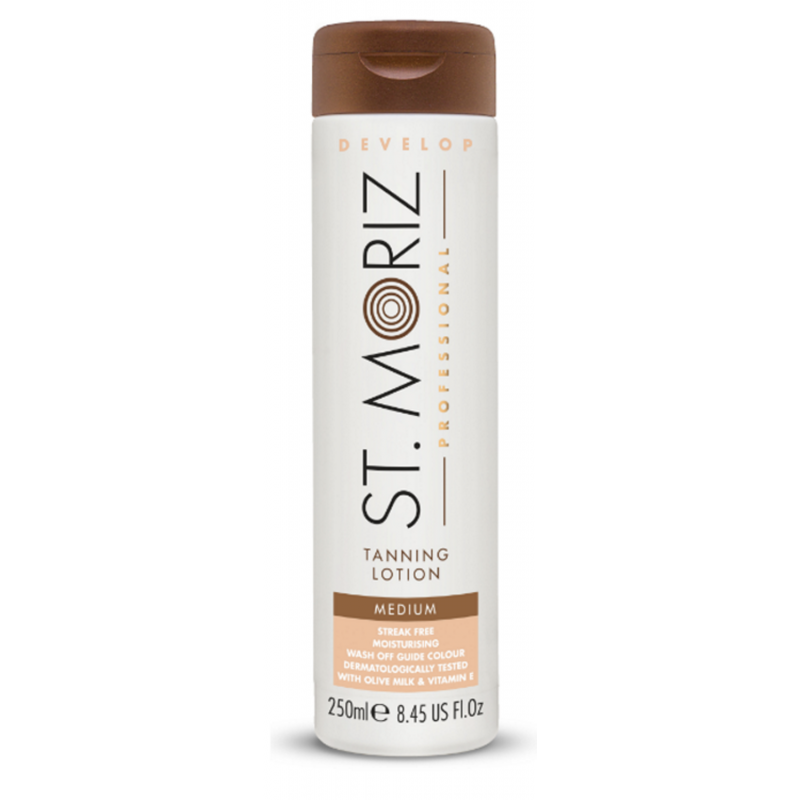 St. Moriz Professional Instant Self Tanning Lotion Medium