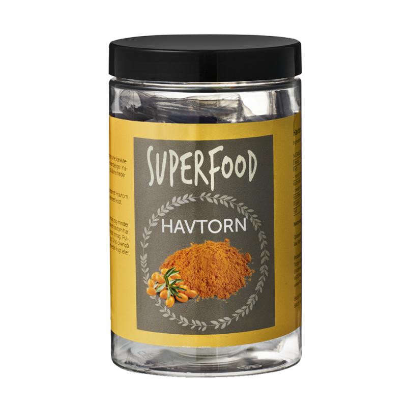 Superfood Havtorn Pulver