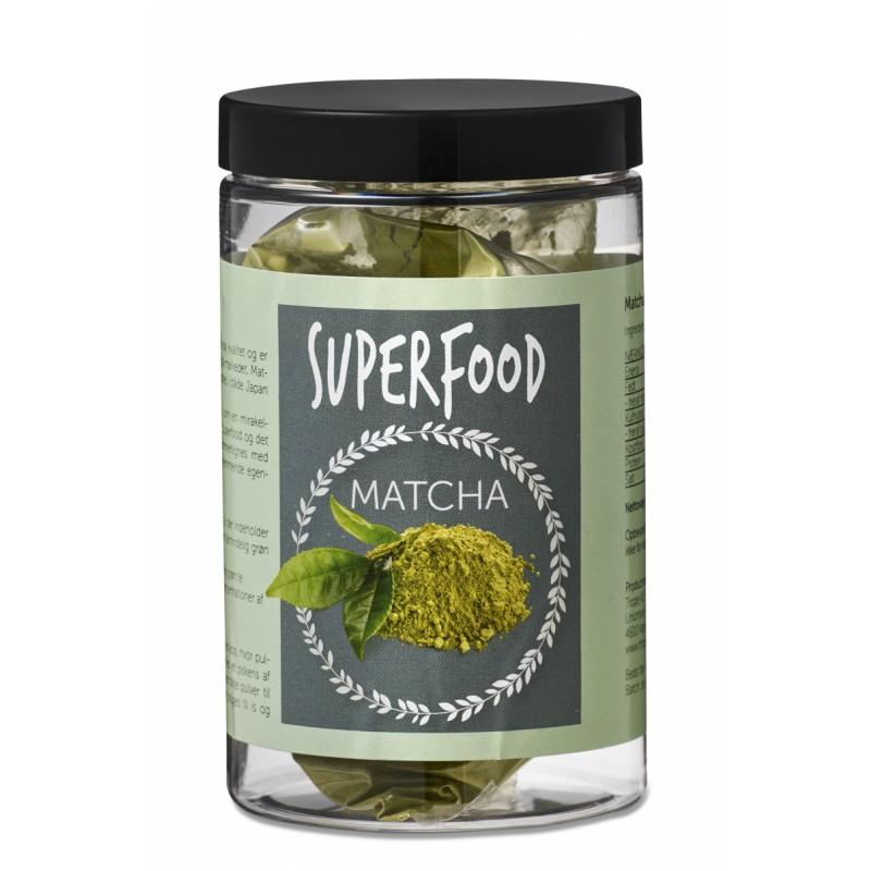 Superfood Matcha Jauhe