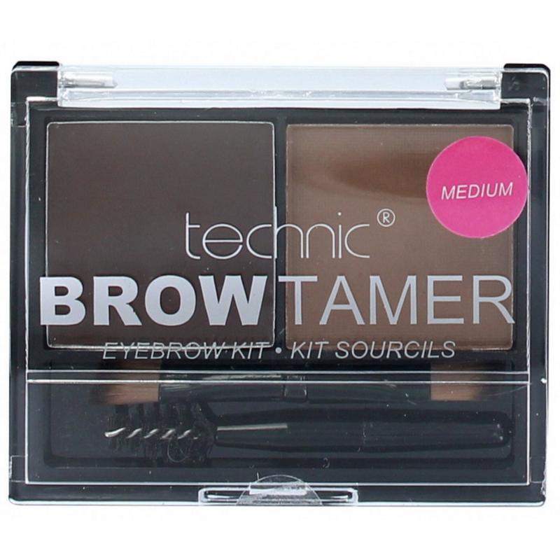 Technic Brow Tamer Eyebrow Kit Medium 33 G 2 Pcs 125