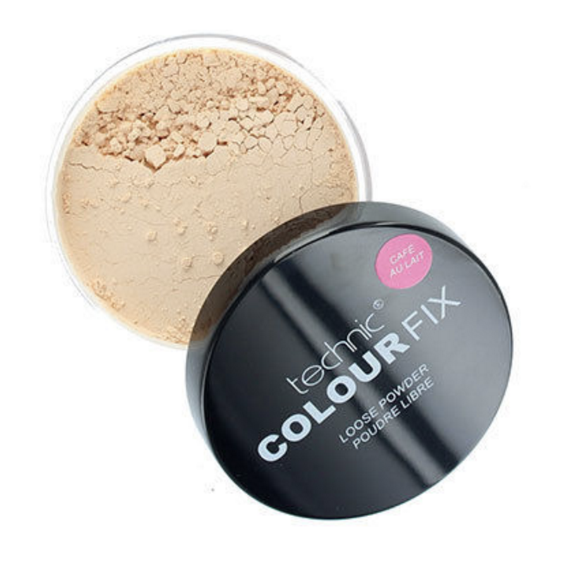 Technic Colour Fix Loose Powder Café Au Lait