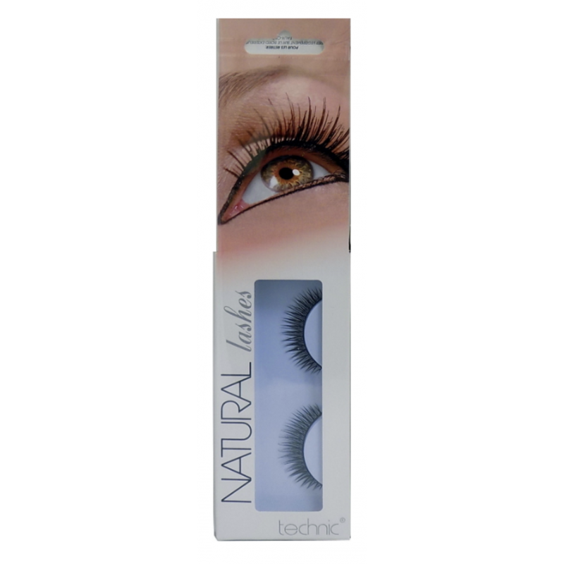 Technic Natural Lashes False Eyelashes BC14