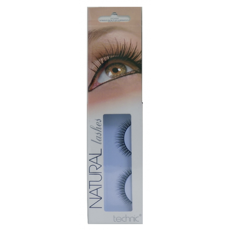 Technic Natural Lashes False Eyelashes BC21