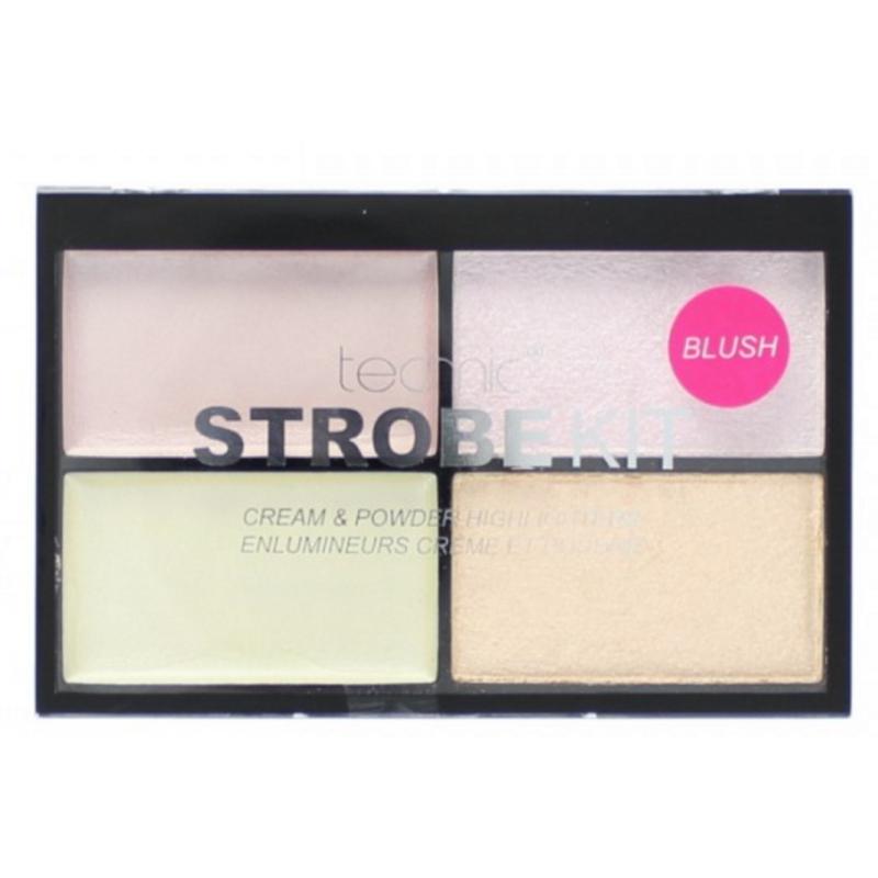 Technic Strobe Kit Palette Blush