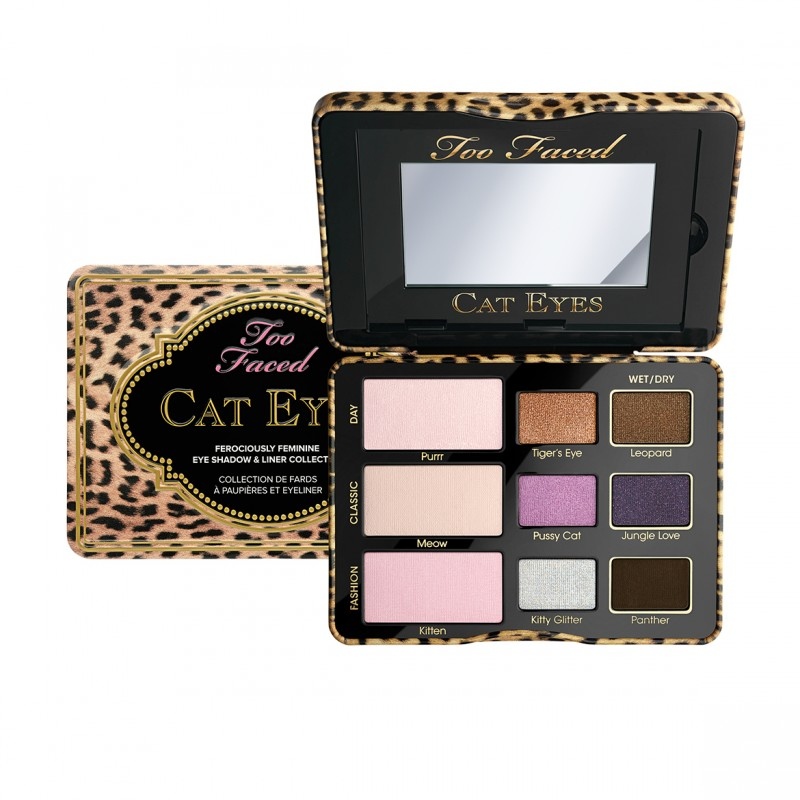 Too Faced Cat Eyes Eyeshadow Palette