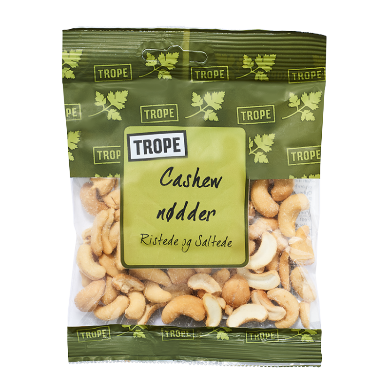 Trope Roasted & Salted Cashew Nuts