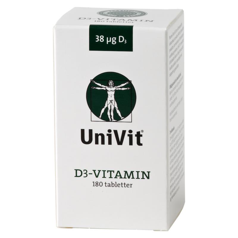 apovit d3 vitamin bivirkninger
