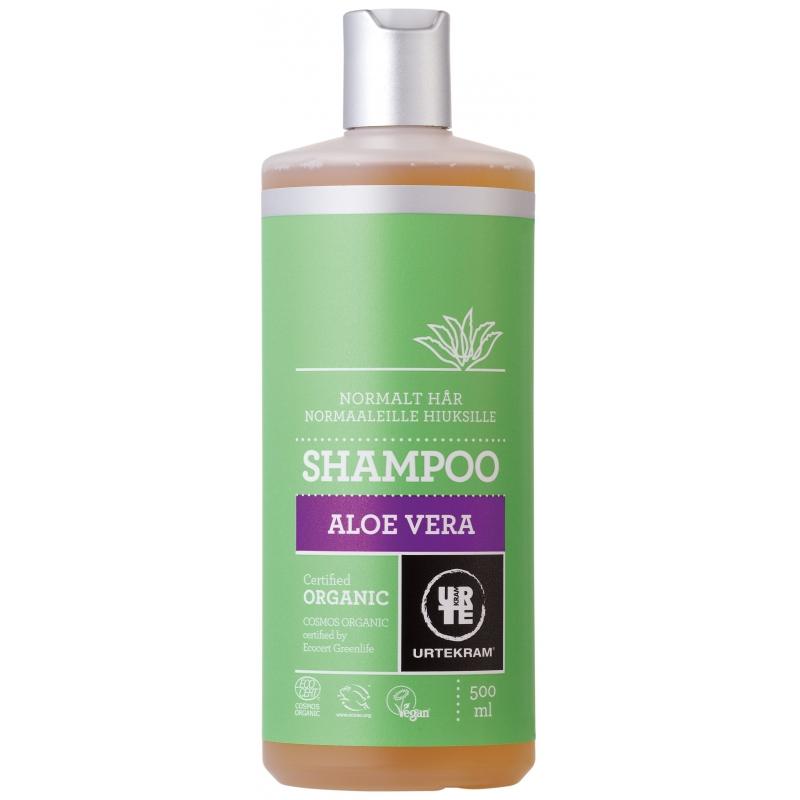 Urtekram Aloe Vera Shampoo Normal Hair