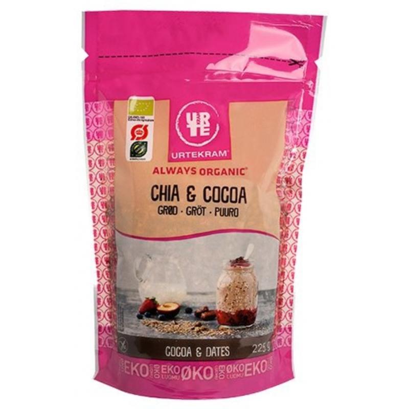 Urtekram Chia & Cocoa Gröt EKO
