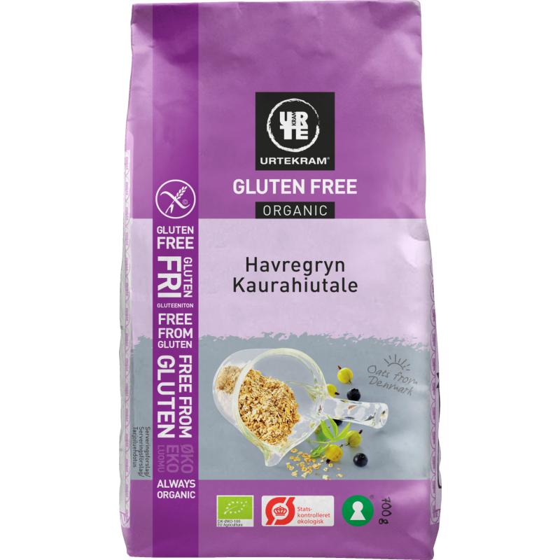 Urtekram Bio Haferflocken Glutenfrei