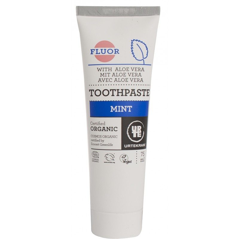 Urtekram Mint Toothpaste Organic