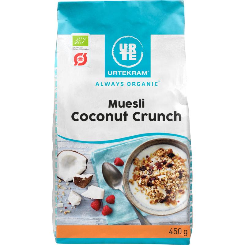 Urtekram Müsli Coconut Crunch EKO