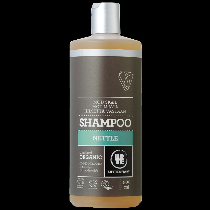 Urtekram Nettle Shampoo Mod Skæl
