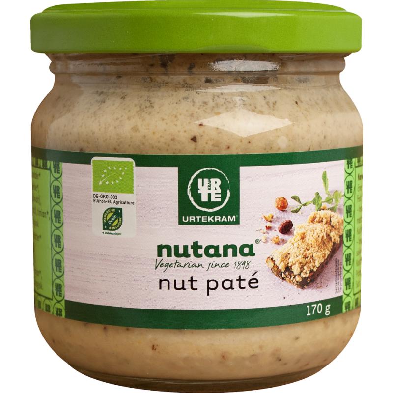 Nutana Nut Paté Luomu