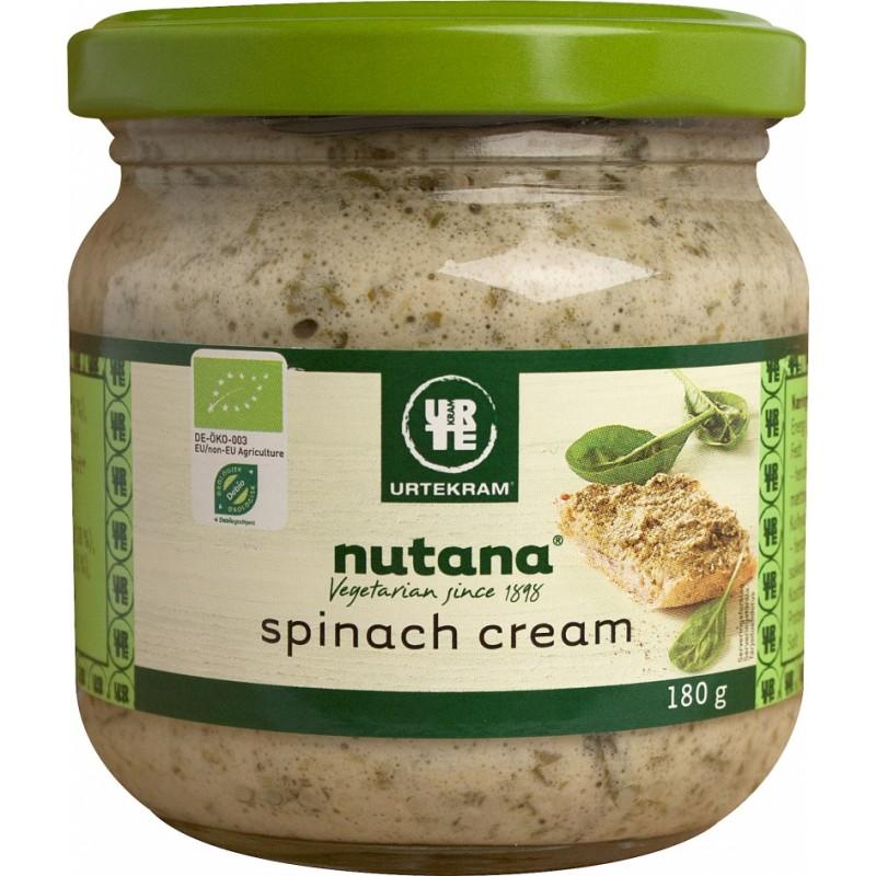 Nutana Spinach Cream Øko