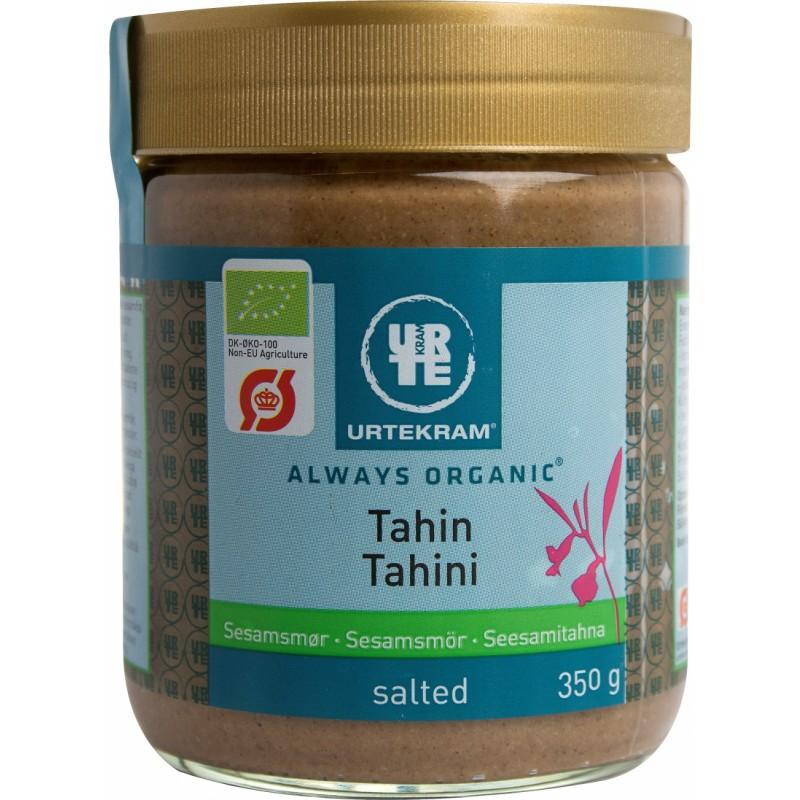 Urtekram Tahin Sesamsmør Salt Øko